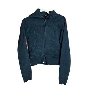 🔥Lululemon Black Scuba Sweater